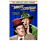 Abbott & Costello Show: The Complete First Season - 4-Disc Se - E265649