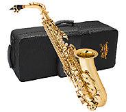 Jean Paul USA E-Flat Alto Saxophone w/ Contoured Case - E282349