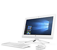 HP 23.8 All-in-One Desktop Intel, 8GB RAM, 1TBHDD, Software - E289349