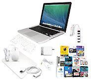 Apple 13.3 Macbook Pro Intel Core i5 4GB RAM 500GB HDD - E227350