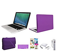 Apple Macbook Pro 13 Core i5 with Clip Case, 3-in-1 Carry Bag & Software - E230350