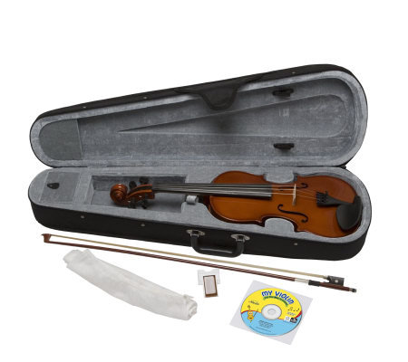 My Violin Starter Pack for Kids