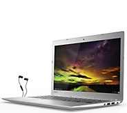 Toshiba 13 Chromebook 2 - Intel, 2GB, 16GB SSD with Earbuds - E285550