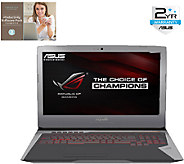 ASUS 17 ROG Gaming Laptop - Core i7, 16GB, 1TBHDD, 128GB SSD - E285650