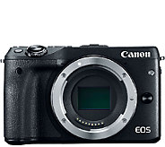 Canon EOS M3 Digital Camera Body Only - E285750
