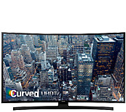 Samsung 65 LED 4K Ultra HD Curved Smart TV - E287350
