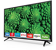 VIZIO D-Series 39 Class Full-Array LED Smart HDTV - E292650