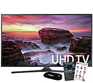 Samsung 65 Class 4K LED Smart Ultra HDTV withHDMI Cable - E292750