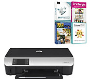 HP Envy 5535 All-in-One Printer Scanner Copier w/ USB Cable &Software - E228851