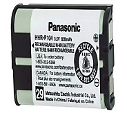 Panasonic NiMH Rechargeable Battery for Cordless Phones - E251351