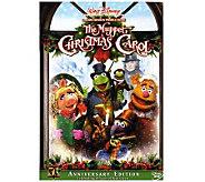 The Muppet Christmas Carol DVD - E263651