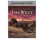 The West DVD 5-Disc Set - E265551