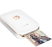 HP Sprocket Portable Photo Printer for Mobile Devices - E290651