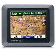 Garmin Nuvi 550 Waterproof 3.5 GPS NavigationSystem - E199452