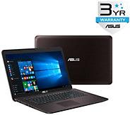 ASUS 17 Laptop Intel Core i3 12GBRAM 1TBHD w/Tech Support, 3 Year Warranty - E230352