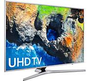 Samsung 55 7 Series UHD 4K Smart LED TV w/ App Pack & 2-Year Warranty - E231952