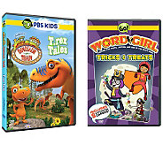 PBS Kids Halloween Collection - DVD Collection - E262552