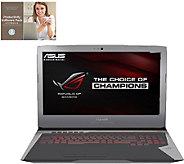 ASUS 17 ROG Gaming Laptop - Core i7, 32GB, 1TBHDD, 128GB SSD - E285652