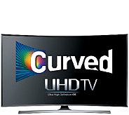 Samsung 65 Class 3D LED 4K Ultra HD Curved Smart TV - E287152