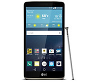 Virgin Mobile LG G Stylo Smartphone with CarCharger & Apps - E289652