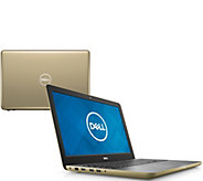 Dell 17 Laptop AMD-FX QuadCore 8GB RAM 1TB HDD Backlit Keys & Lifetime Tech - E230253