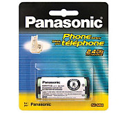 Panasonic 2.4V NiMH Rechargeable Battery for Cordless Phones - E251353