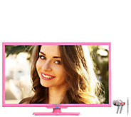 Sceptre 24 Class Diagonal LED HDTV with Headphones - E278353