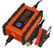 Black & Decker 2 AMP Waterproof Battery Charger/Maintainer - E283053