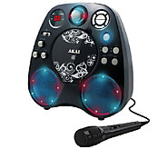 Akai Karaoke Player with Light Effects - E284353