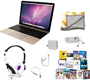 Apple 12 MacBook - OS X Yosemite, 8GB RAM, 512GB Memory, Mor - E284953