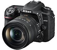 Nikon D7500 DSLR Camera with 16mm-80mmLens & SD Card - E292453