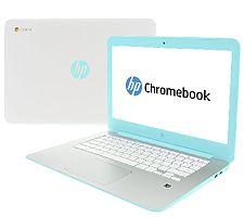 HP 14 Chromebook 2GB RAM 16GB HD SSD w/ Tech Support