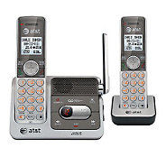 AT&T DECT 6.0 Digital Dual Handset Answering System - E256254