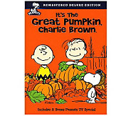 Its The Great Pumpkin, Charlie Brown DVD - E262554
