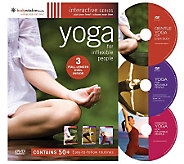 Yoga for Inflexible People - 3 Disc Set - E263154