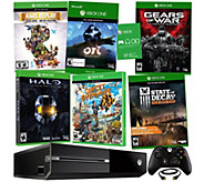 Xbox One 1TB Bundle with 6 Games & Xbox Live Trial - E287054