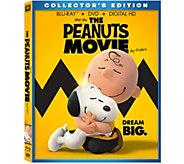 The Peanuts Movie Blu-Ray/DVD - E287954