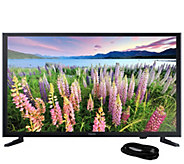 Samsung 32 Class FLED 1080p HDTV with HDMI Cable - E290254
