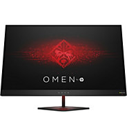 HP OMEN 27 Monitor with NVIDIA G-SYNC - E292354