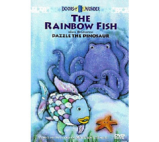 the rainbow fish dvd video e82454