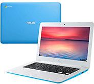 ASUS 13.3 Chromebook Intel 4GB RAM 16GB with 2YR Warranty & App - E229655