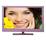 Sceptre 23 Diagonal Full HD LED TV with 3 HDMIPorts - E260555