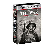 The War: A Ken Burns Film DVD 6-Disc Set - E265555
