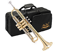 Jean Paul USA Trumpet with Contoured Case - E282355