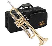 Jean Paul USA Trumpet with Contoured Case - E282355
