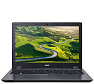Acer Aspire 15.6 Laptop - Intel Core i5, 4GB RAM, 500GB HDD - E290155