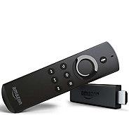 Amazon Fire TV Stick with Alexa Voice Remote - E290655