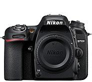 Nikon D7500 DSLR Camera with 18mm - 300mmLens & SD Card - E292455