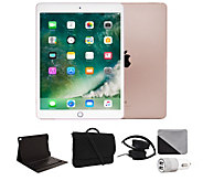Apple iPad Pro 10.5 512GB Wi-Fi with Accessories - Rose Gold - E293255