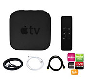 Apple TV 32GB 4th Generation w/ HDMI Cable and Software Suite - E229456